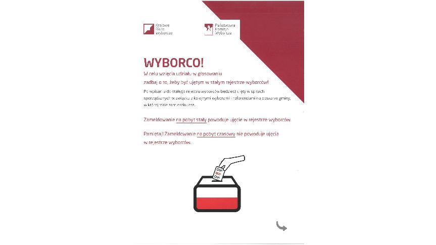 Wybory Sołtysów i Rad Sołeckich Kliknięcie w obrazek spowoduje wyświetlenie jego powiększenia