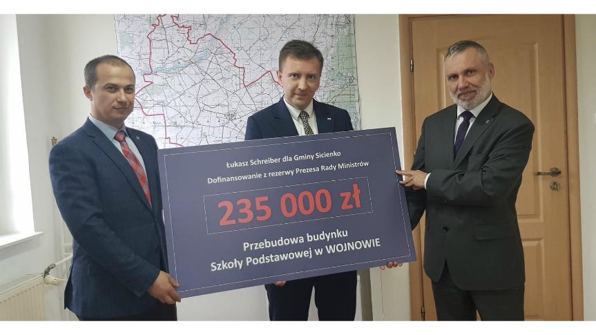 Spotkanie z Ministrem Łukaszem Schreiberem Kliknięcie w obrazek spowoduje wyświetlenie jego powiększenia