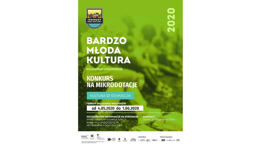 Bardzo Młoda Kultura Kujawsko-Pomorskie 2020 Kliknięcie w obrazek spowoduje wyświetlenie jego powiększenia