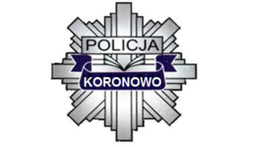 Logo Policja Koronowo